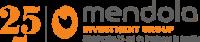 Logo Mendola Group 25 final RO Gri-Portocaliu